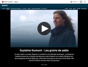 Documentaire – Les grains de sable